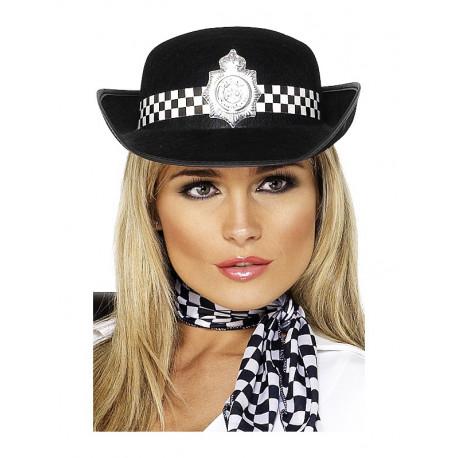 Sombrero de Policía para Mujer
