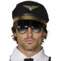 Gorra de Piloto Capitán de Avión