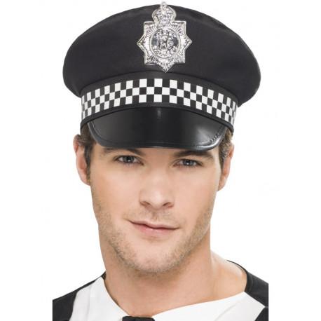 Gorra de Agente de Policía
