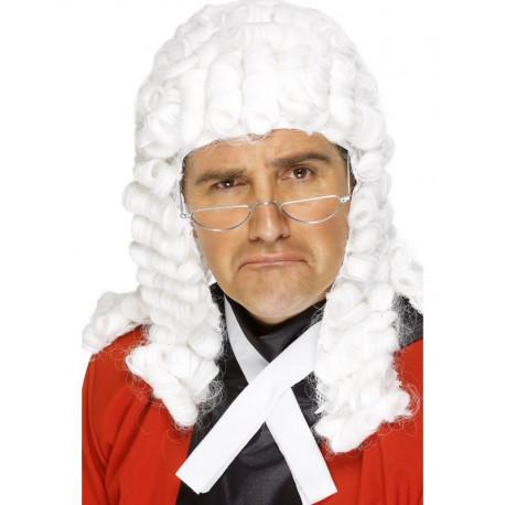 Peluca Blanca de Juez