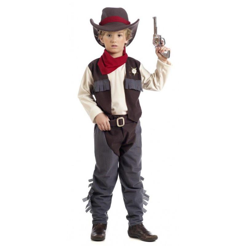 Disfraz de Vaquero Sheriff para Niño  174968e46bd