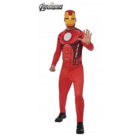 Disfraz de Iron Man Clásico para Hombre