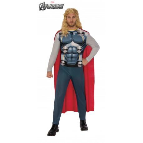 Thor Disfraz De Lujo Para Hombre
