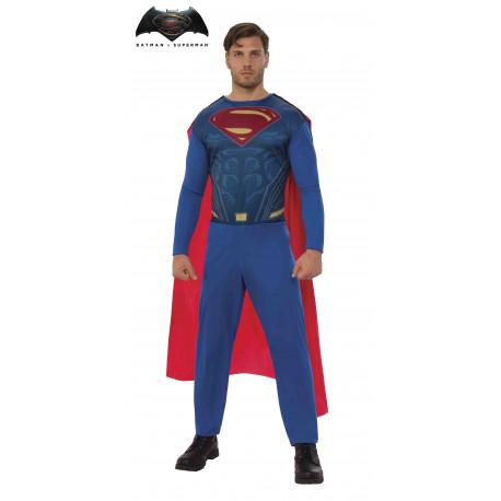 Disfraz de Superman Clásico para Hombre