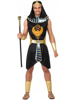 Disfraz de Egipcio Negro para Adulto