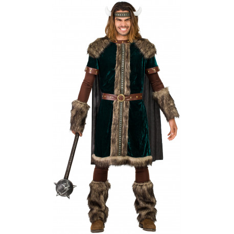 Disfraz de Guerrero Vikingo para Hombre