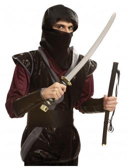 Espada Ninja de 74cm con Funda