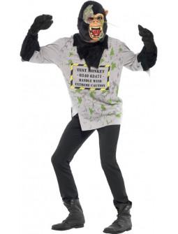 Disfraz de Gorila Mutante para Adulto