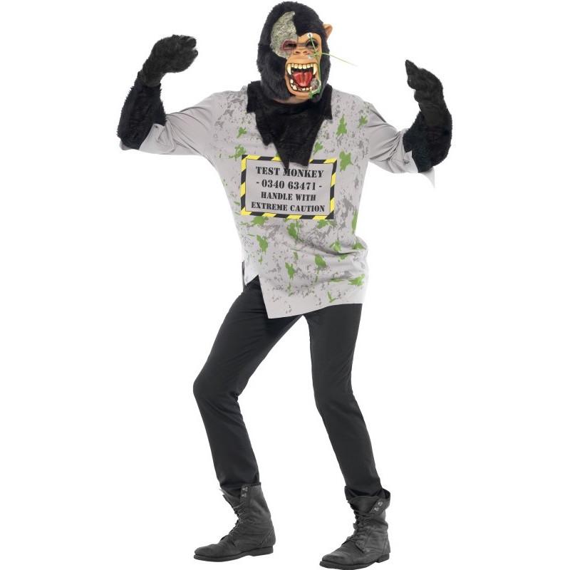 f54a4d7ca Disfraz de Gorila Mutante para Adulto