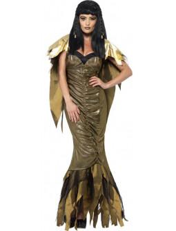 Disfraz de Cleopatra Oscura para Mujer