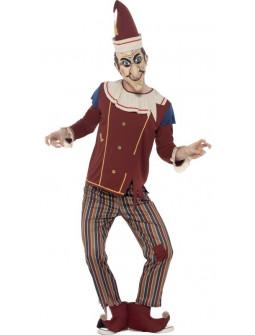 Disfraz de Marioneta Diabólica para Hombre