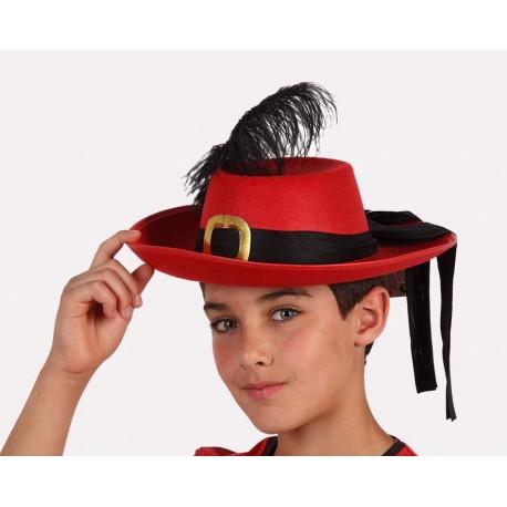 Sombrero de niño sin pluma
