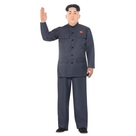 Disfraz de Dictador Norcoreano Kim Jong Un