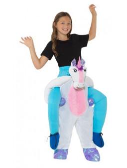 Disfraz a Hombros de Unicornio Infantil