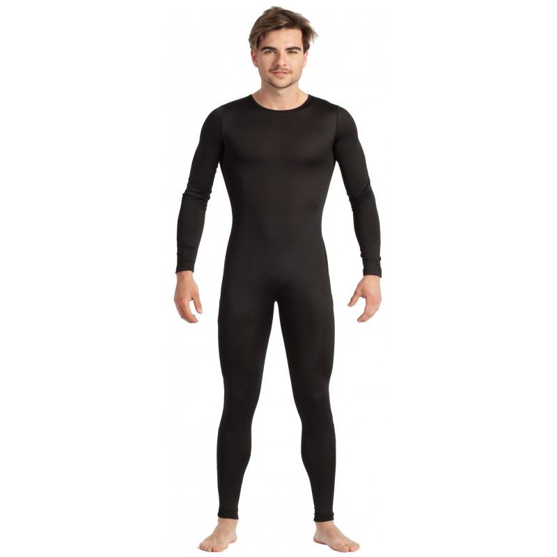 Malla de cuerpo entero negra para hombre comprar for Comprar espejo cuerpo entero