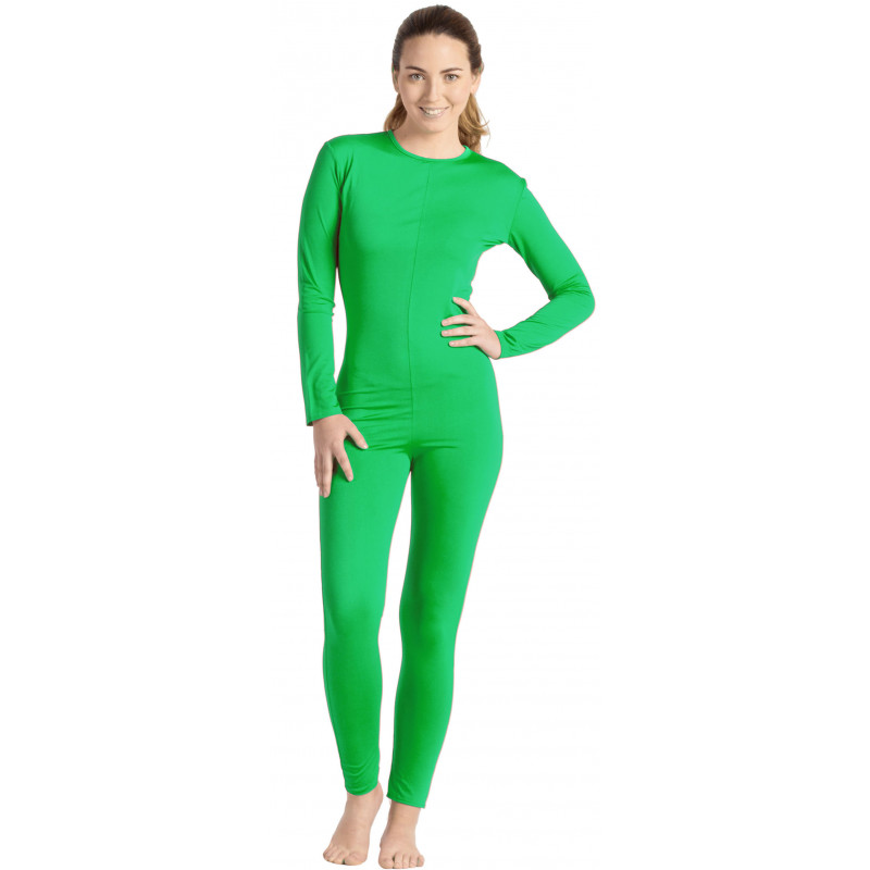 Malla de cuerpo entero verde para mujer comprar for Comprar espejo cuerpo entero
