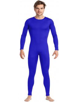 Malla de Cuerpo Entero Azul para Hombre