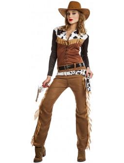Disfraz de Vaquera de Texas para Mujer