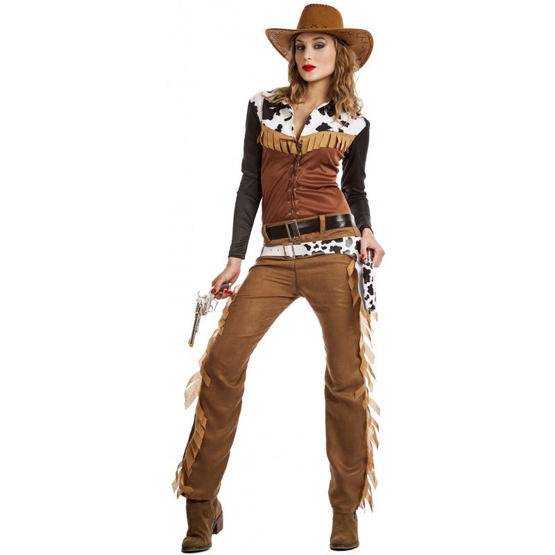 3676acbd3eee2 Disfraz de Vaquera de Texas para Mujer