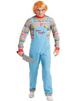 Disfraz de Chucky el Muñeco Diabólico para Hombre