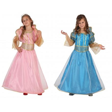 Disfraz de Reina en dos colores