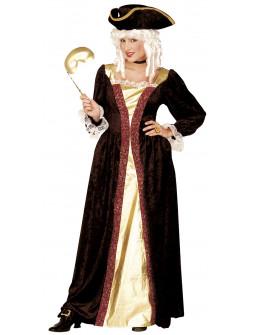 Disfraz de Mujer Noble Veneciana