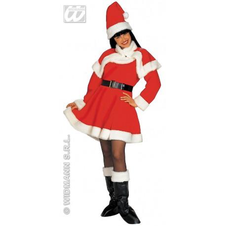 Vestido de Miss Santa