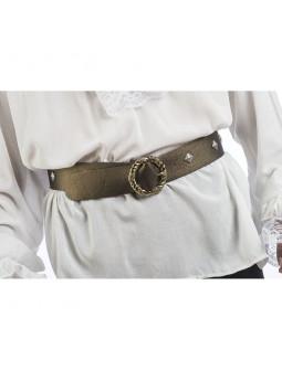 Cinturón Medieval Color Bronce