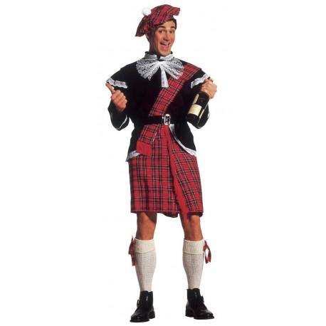 Disfraz de Hombre Escoces