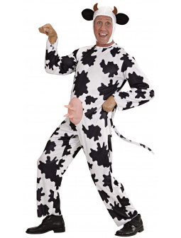 Disfraz de Vaca Alegre