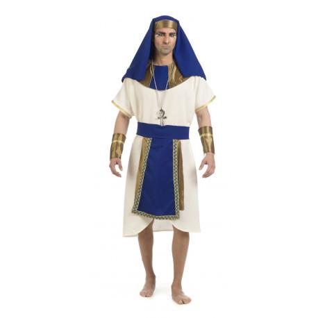 Disfraz de Faraón Egipcio Tutankamón para Hombre