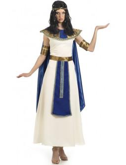 Disfraz de Faraona Egipcia Nefertiti para Mujer