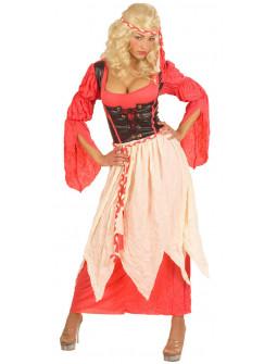 Vestido de Camarera Medieval