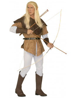 Disfraz de Elfo Arquero