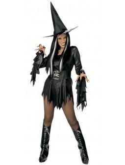Disfraz de Bruja Negra
