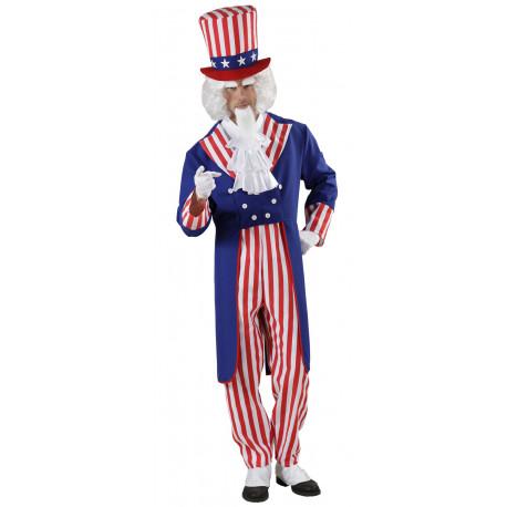 Disfraz de Uncle Sam