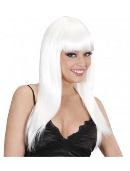 Peluca Blanca - Quality Wig -