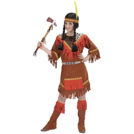 Disfraz de Niña India