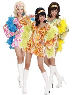 Vestido surtido en tres colores