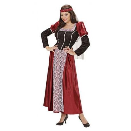 Disfraz de Castellana Medieval