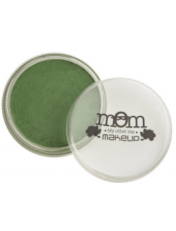 Maquillaje al Agua Verde Claro 18g