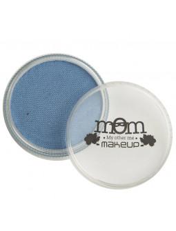 Maquillaje al Agua Azul Perlado 18g