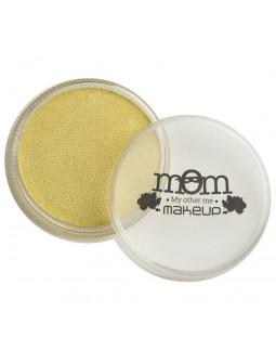 Maquillaje al Agua Amarillo Perlado 18g