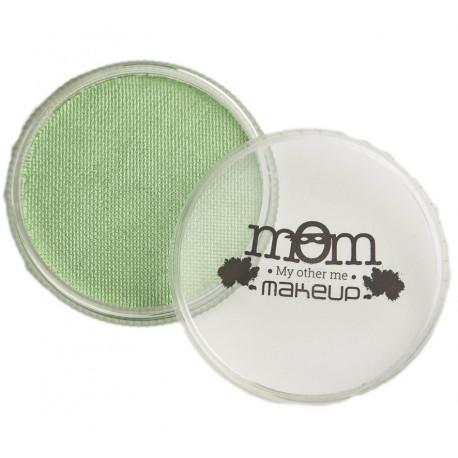 Maquillaje al Agua Verde Perlado 18g