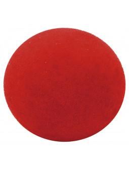 Nariz Roja de Payaso de Esponja
