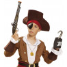Kit de Pirata con Trabuco, Parche y Garfio