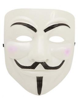 Máscara de V de Vendetta - Anonymous