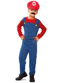 Disfraz de Super Mario para Niño