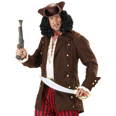 Abrigo de Pirata Marron