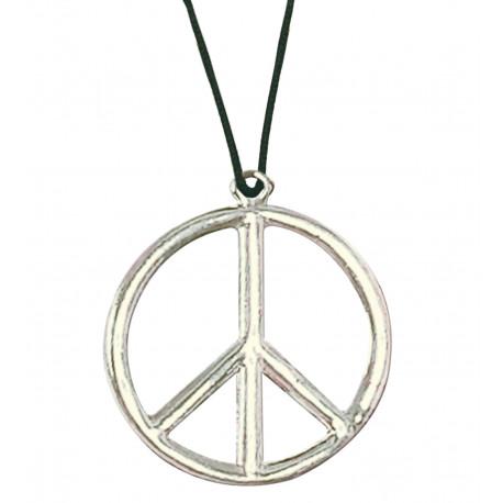 Collar de Hippie metalico